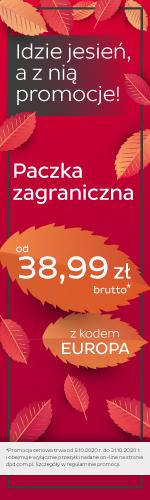 DPD Polska - przesyłki w dobrej cenie