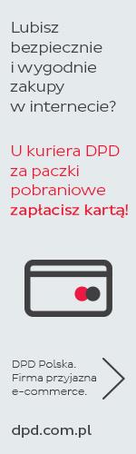 Płatność kartą za przesyłki z pobraniem DPD Polska